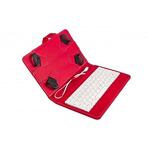 Funda universal para tablet de 7-8 con teclado integrado