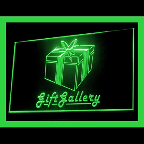 200094 Gift Gallery Voucher Souvenir Present Birthday Display LED Light -