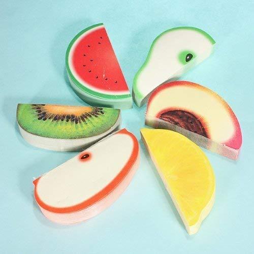 beito15/Fruit Adesivo marcatore memo Bandiere Notepad portatile Sticky Notes spedizione gratuita