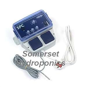 SPC SMSCOM 7amp Twin control remoto para ventilador cm de diámetro
