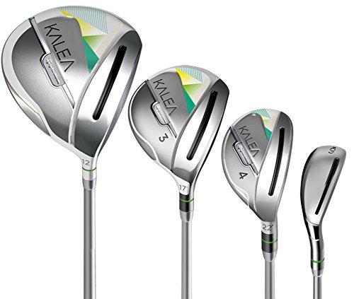TaylorMade Women's Kalea Golf (10 Piece) Complete Set (Right Hand, ()