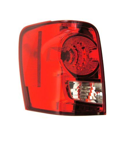 Genuine Mazda Parts ZZC0-51-160 Driver Side Taillight Assembly