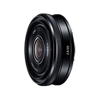 Sony  SEL-20F28 E-Mount 20mm F2.8 Prime Fixed Lens