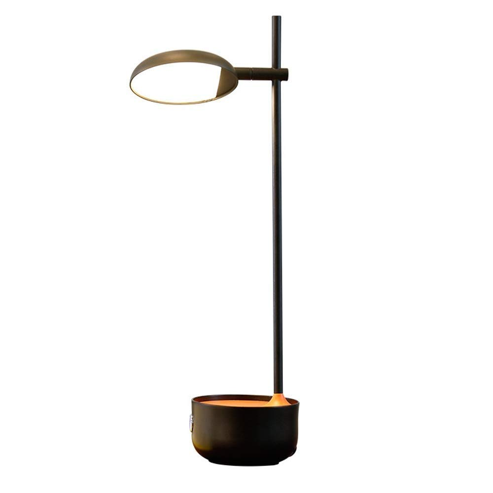 KLSJJ LED Desk Lamp with Multi-Angle Adjustment Lamp and Touch Switch, Led High Brightness Eye Protection Lamp Using for Reading, Working and Studying in Bedroom Or Office