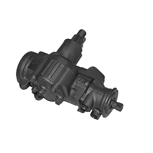 Detroit Axle - Complete Power Steering Gear Box Assembly - Lifetime Warranty - for 1997-1999 Dodge Dakota & 1998-1999 Dodge Durango (Steering Box 1998 Dodge Durango compare prices)