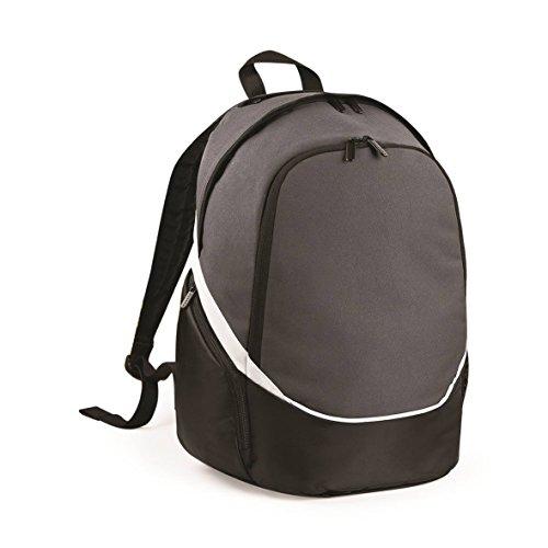 Quadra Pro Team Backpack - Graphite/Black/White