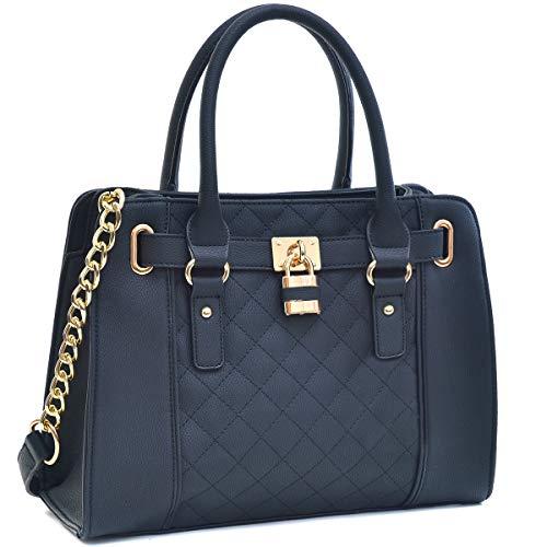 Black Designer Handbags - 7