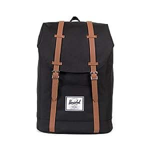 Herschel Supply Co. Retreat Backpack,Black,One Size
