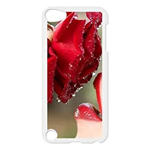 DIY iPod Touch 5 Case, Zyoux Custom iPod Touch 5 Case Cover - Rose