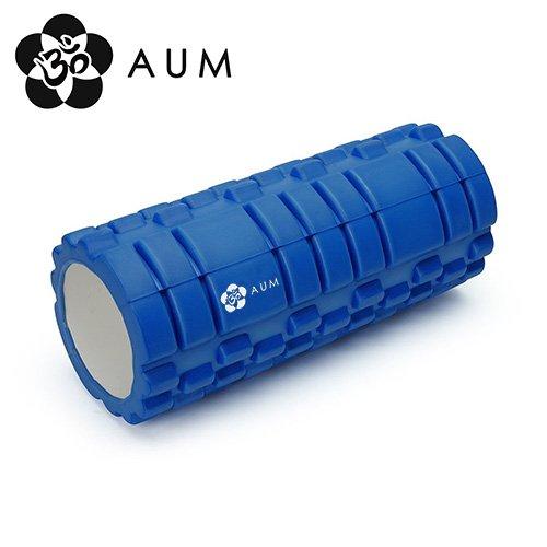 AUM D.I.M.A. Grid AccuPoint Massaging Foam Roller - Blue