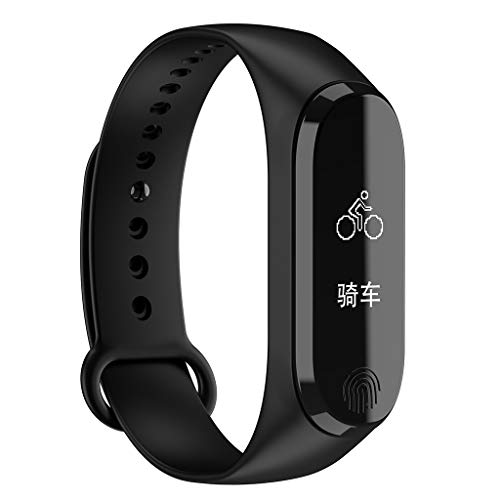Katherina Smart Watch Android iOS Heart Rate Monitor Wristband Wear Smart Watch Waterproof Smart Wristband Pedometer Watch ()