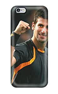 New Style New Arrival Novak Djokovic Pictures For Iphone 6 Plus Case Cover 4329543K15240464