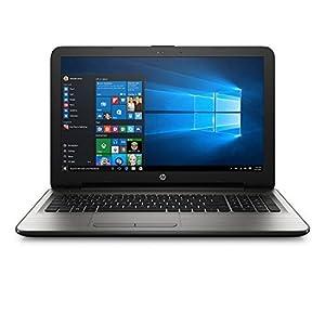 HP 15.6 inch Premium HD Laptop, Latest Intel Core i5-7200U Processor 2.5GHz, 12GB DDR4 RAM, 1TB HDD, HDMI, Bluetooth, SuperMulti DVD, WiFi, HD Webcam, Windows 10 -Turbo Silver