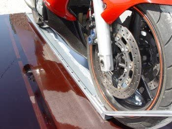 Motorradstandschiene Standschiene Motorradanhänger Motoradschiene Auto