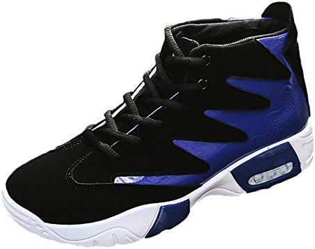 Zapatillas para Hombre,ZARLLE Zapatillas Hombre Moda Top High Street Zapatos de Calle Deportes Casual Zapatos