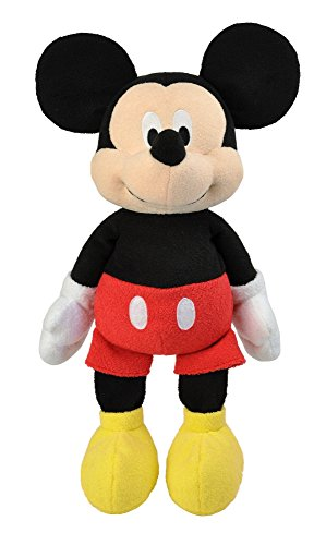 "Disney Baby Mickey Mouse Floppy Favorite Plush, 17"" from Kids Preferred"
