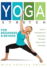 STRETCH AND STRENGTHEN YOUR BODY, MIND AND SOUL.Shot poolside in beautiful, sunny Miami, Florida, these yoga inspired stretch routines are perfect for those brand new to yoga and offer options for progression. No previous yoga experience requ...