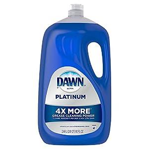Best Epic Trends 41%2BExzuJwiL._SS300_ Dawn Ultra Platinum Power Dishwashing Liquid, Refreshing Rain, 90 Ounce