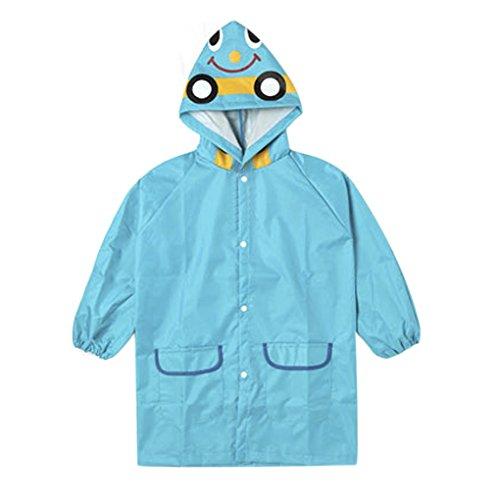 Unisex Waterproof Raincoat Cartoon Animal