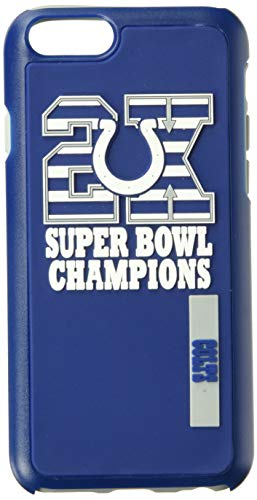 - FOCO Indianapolis Colts Hybrid 2-Piece Ai6 Cover - TPU 4.7