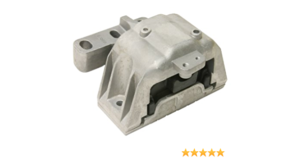 Engine Cooling Fan Motor Bracket Right URO Parts 1J0121206H9B9