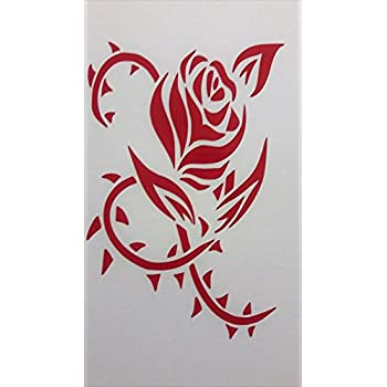 0752a57a511e Amazon.com  Chase Grace Studio Rwby Anime Ruby Rose Vinyl Decal ...