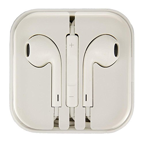 Apple MD827LL/A Earbud  With Microphone