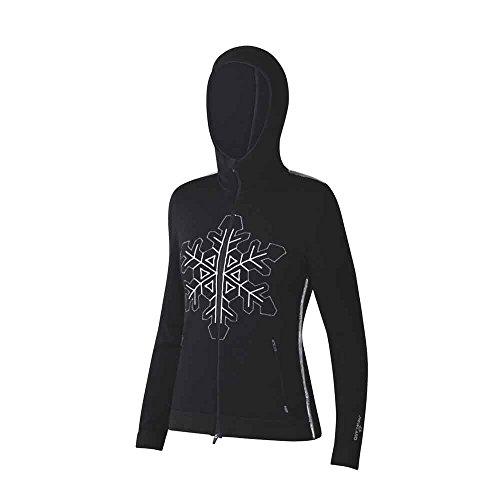 Newland Women's Tignes Full-Zip Hooded Sweater