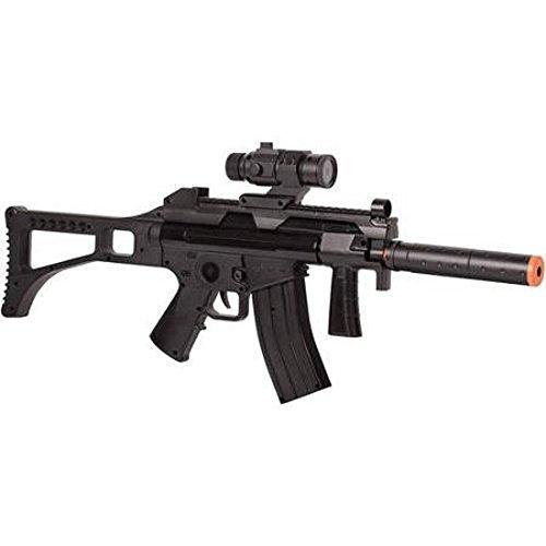 crosman elite airsoft pulse tac r91 aeg, black(Airsoft Gun)