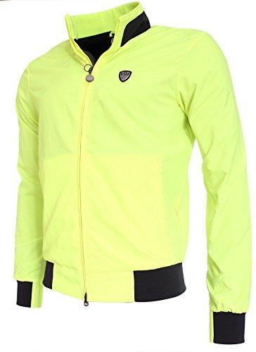 Armani EA7 homme - Manteau Jaune Armani EA7 271695 6P662 - Taille vêtements - XXL