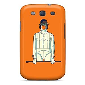 Anti-scratch And Shatterproof A Clockwork Orange Phone Cases For Galaxy S3/ High Quality Tpu Cases
