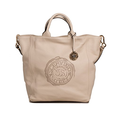 Scervino Street Damentasche Leder Made In Italy