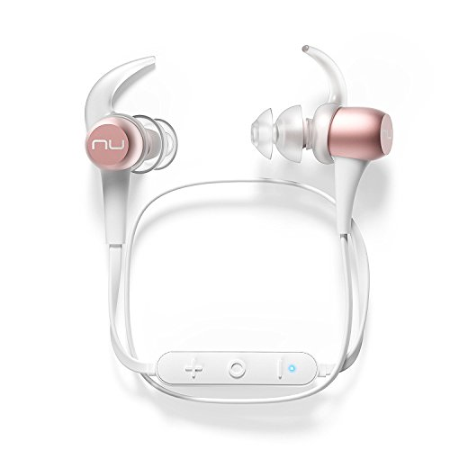 NuForce BESPORT3 ROSEGOLD Wireless Bluetooth Headphones