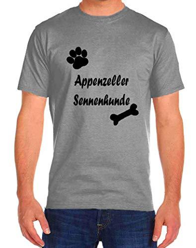 Appenzeller SENNENHUNDE Dog Cat Rescue Funny T-Shirts Tee Tshirt Men Women 1