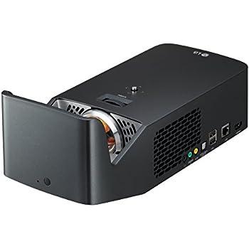 LG Electronics PF1000U Ultra Short Throw Smart Home Theater Projector