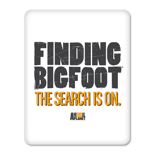 Finding Bigfoot The Search is On iPad Case