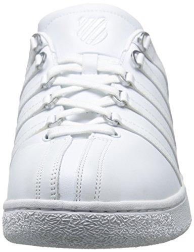 K-Swiss Mens Classic VN Sneaker White/White KXRSf