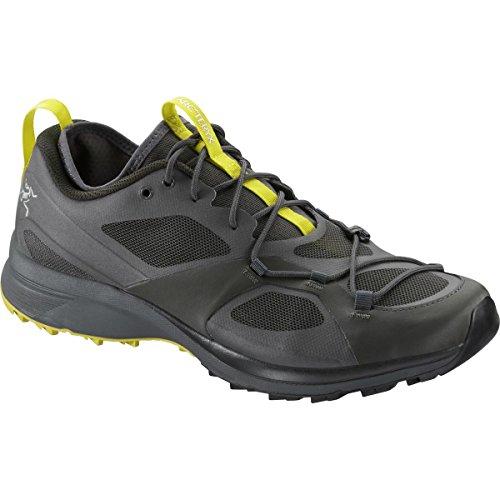 Arc'teryx Norvan VT Trail Running Shoe - Men's Titan/Sulphur Spring, US 13.0/UK 12.5