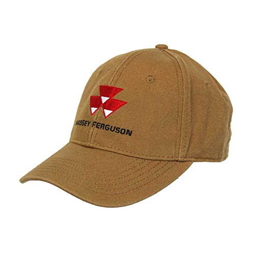 Massey Ferguson Khaki Official Owner Hat 03439C from AGCO