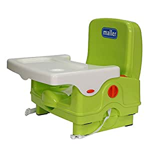 Baby Toddler High Chair Highchair Booster Chair Feeding Travel (Green)
