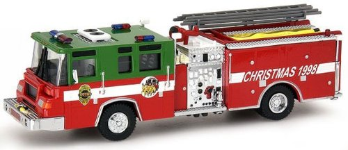 code 3 collectibles fire trucks - 7