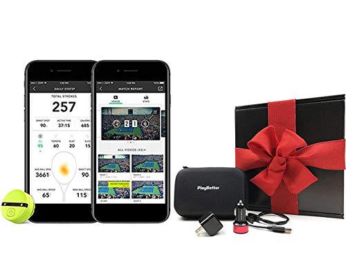 Zepp Play Tennis 2 Kit Bundle | Smart Capture Technology | Swing Analyzer