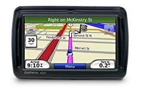 Garmin nüvi 850 4.3-Inch Widescreen Portable GPS Navigator with Voice Command and FM Transmitter (Soft Black)