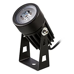 Jiazugo energy-saving solar long-range projection lamp process aluminum waterproof buttons to set the waterproof IP65 projection lamp lamp family landscape garden (1 outdoor lamp 2 lamp holder) (2 lamp holder)