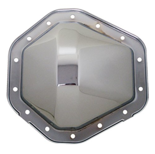 1973-07 Chevy/GMC Truck Chrome Steel Rear Differential Cover - 14 Bolt w/ 10.5