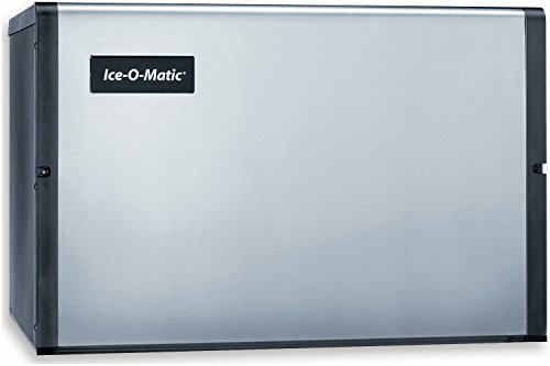 Ice-O-Matic ICE0400HW Water Cooled 496 Lb Half Cube Ice Machine