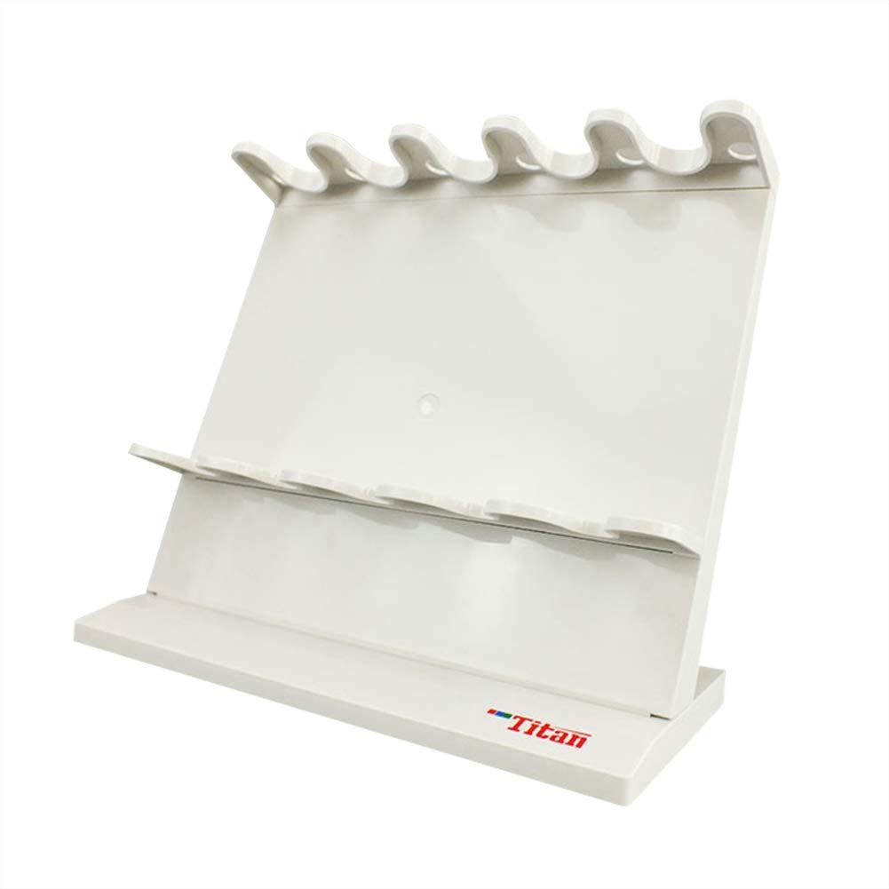 Tansoole Adjustable Pipettor Micropipette 0.5/μL-10/μL Single Channel Digital Variable Pipette