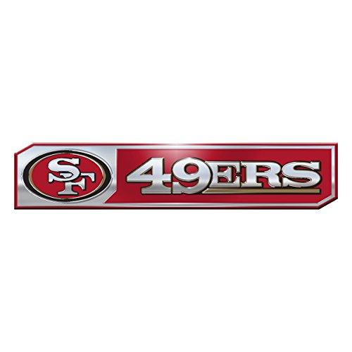 NFL San Francisco 49ers Truck Emblem, - Outlets Premium In Francisco San