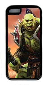 World of Warcraft Case Cover for ipod touch 5 ipod touch 5 Case TPU black, Diy ipod touch 5 ipod touch 5 Case by vipcustomonline