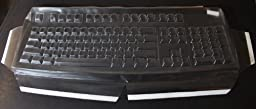 Keyboard Cover for Cherry RS 6000 Keyboard, Keeps Out Dirt Dust Liquids and Contaminants - Keyboard not Included - Part#123D104